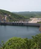 The Bui dam, in Ghana
