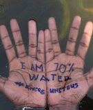 Friends of Lake Turkana in Kenya reminds us of our connection to water.