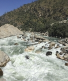 Free flowing stretches will be few and far between once all planned hydropower projects are commissioned