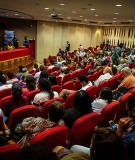 """Launch event of """"Belo Monte: After the Flood"""" in Brasilia (12/5/2016)"""