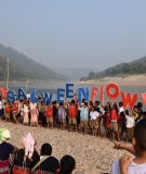 March 2016 International Day of Action for Rivers on the Salween River