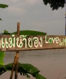 The Mekong at Chiang Khong