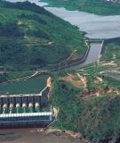 The Inga 1 and 2 dams