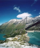 A typical pumped-storage project in Austria
