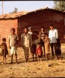 People displaced by the Sardar Sarovar Dam in India