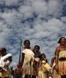 Munduruku in Brasilia in 2013.
