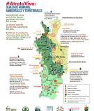 #AtratoVivo: A Map of Human, Environmental and Territorial Rights on the Atrato River