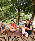 Families downstream of the Nam Theun 2 Dam face an uncertain future with the prospect of greater water level fluctuations