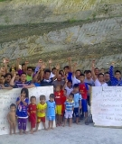 One hundred Western Penan blockaded the Murum Dam after promises of negotiation never materialized.