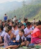 Prayers along the Salween