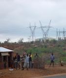 Cahora Bassa Dam bypasses villages under its power lines