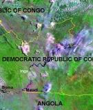 Satellite Image of Congo Region