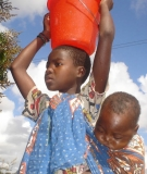 Poor water access particularly affects women and girls