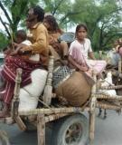 Exodus in Punjab.