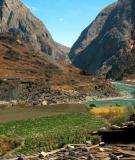 Baoshan Village on the upper Yangtze River