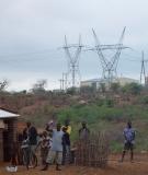 Cahora Bassa power lines bypass Zambezi villagers