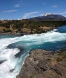 The Baker River, Aysen Patagonia