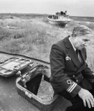 The Aral Sea – a global poster-child of bad water management – once supported a major fishery until dams and irrigation diversions drained it.