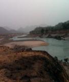 Blue Nile, site of Grand Renaissance Dam