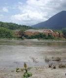 Myitsone Dam site