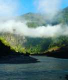 The Nu River in Ocrtober 2015