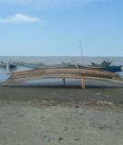 Fishing boats along Lake Turkana