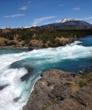 The Baker River in Patagonia, South America. Photo: Kate Ross