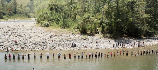 Costa Rican national forum against dams