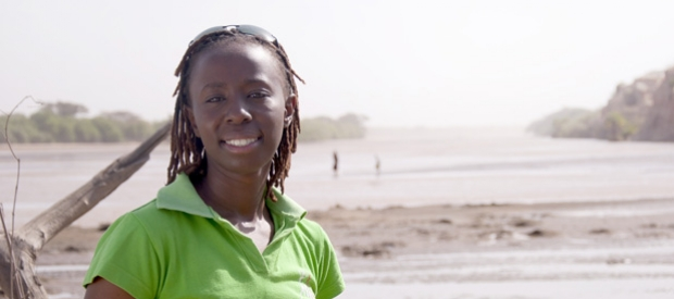 Ikal Angelei, Founder of Friends of Lake Turkana