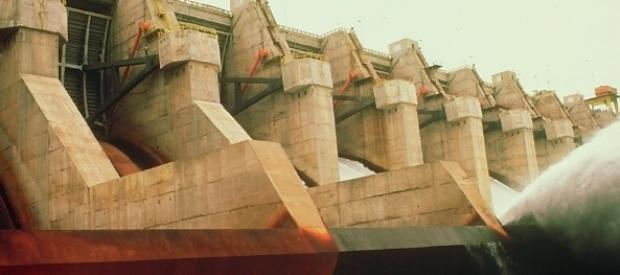 Tucuruí Dam, Brazilian Amazon