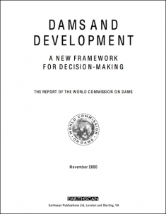 Cover of the WCD Final Report