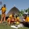 Solar Energy International installs a solar system in Ethiopia.